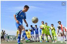 校园足球比赛标语